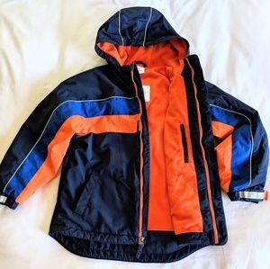 Hanna Andersson Boys Winter Jacket